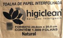 Natural 20,0cm x 21,0cm higiclean