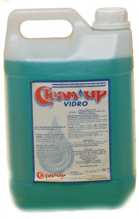 Clean'up Vidro